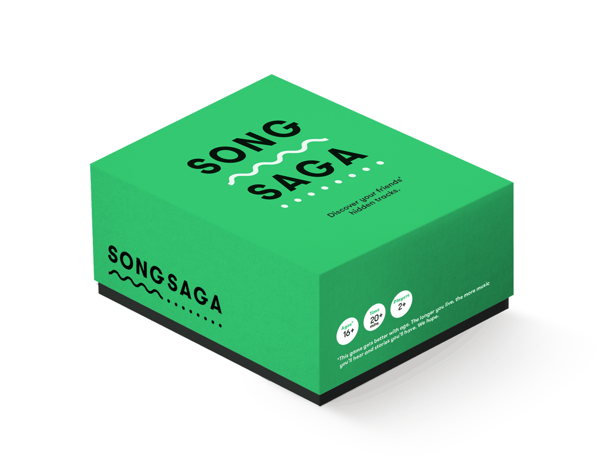 Song Saga - The #1 music and story game that rocks! - Song Saga