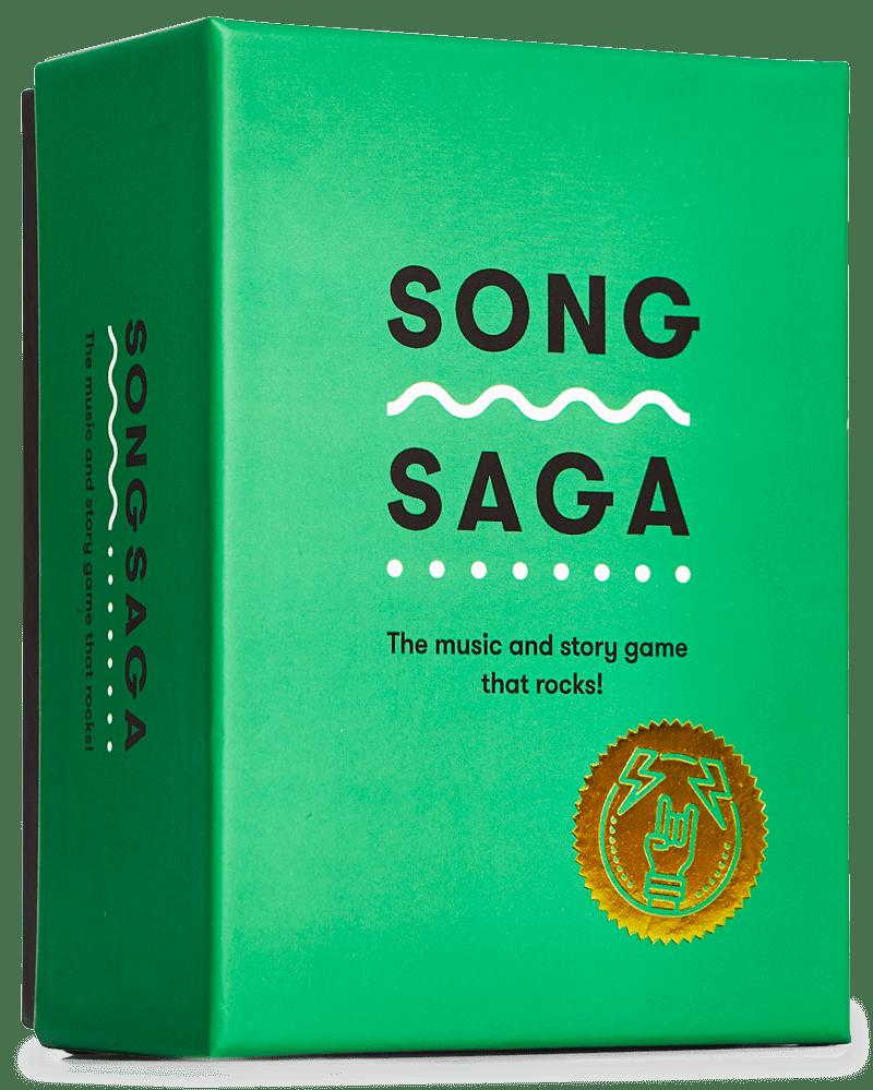 Song Saga - The #1 music and story game that rocks! - Song Saga